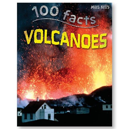 100 Facts Volcanoes