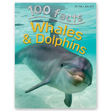 Load image into Gallery viewer, 100 Facts Whales and Dolphins