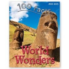 Load image into Gallery viewer, 100 Facts World Wonders