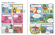 Load image into Gallery viewer, Write and Draw Your Own Comics