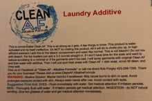 Load image into Gallery viewer, Clean A.F. Laundry Additive