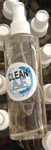 Clean A.F. - Stain remover and Pretreat ***NEW TRAVEL SIZE AVAILABLE***
