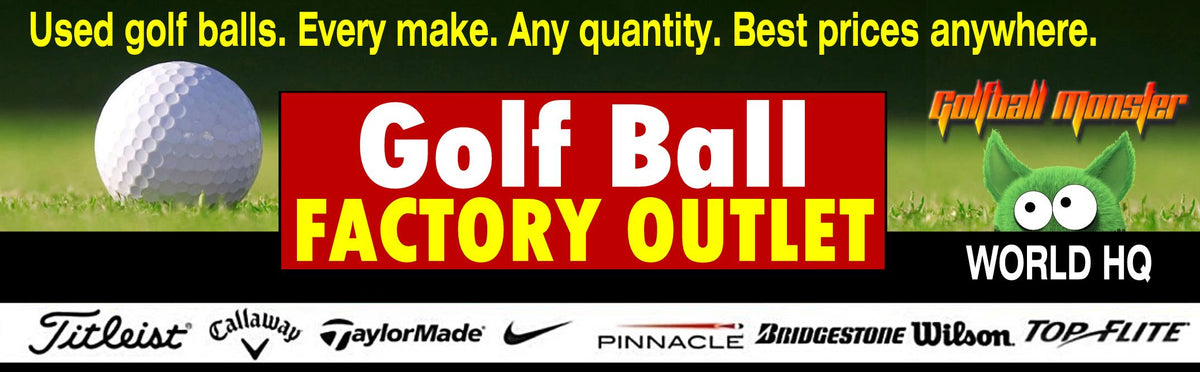 Golf Ball Factory Outlet