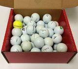 FULL CASE ONLY: Stars and Stripes 48 Ball Box - Mix C Grade - Golf Ball Factory Outlet (4514061385810)