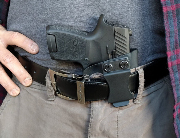 CZ P-01 (IWB) Kydex Inside Waistband Concealed Carry Holster