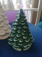 Load image into Gallery viewer, Heirloom Christmas tree 9""