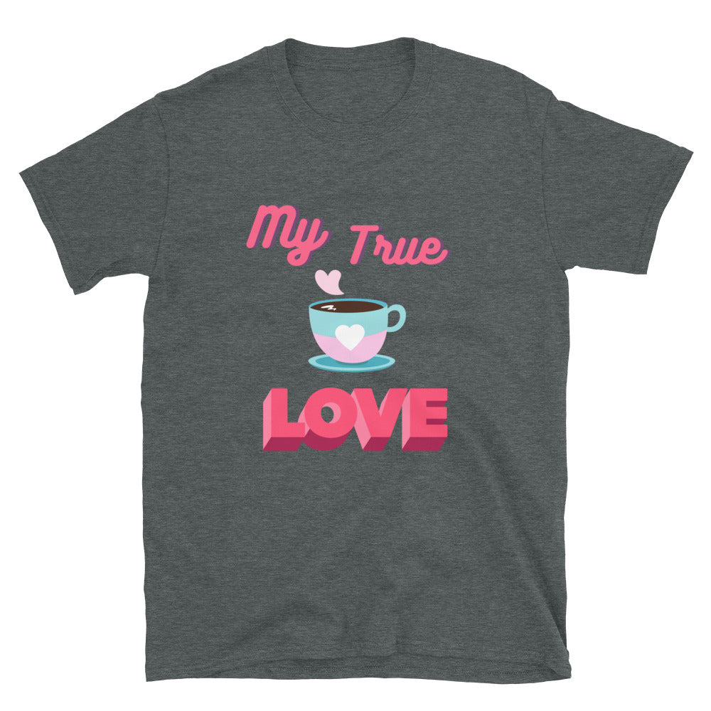 Funny Dog Shirt | Dog T-Shirt | Love Coffee Shirt