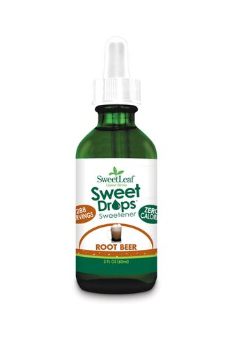 SweetLeaf Root Beer Drops Liquid Stevia 60 ml