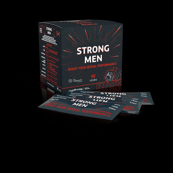 mcePharma STRONG MEN, 60 sticks