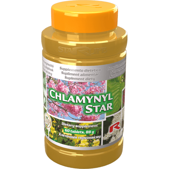 Starlife CHLAMYNYL STAR, 60 tablets