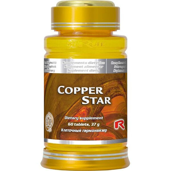 Starlife COPPER STAR 60 tablets