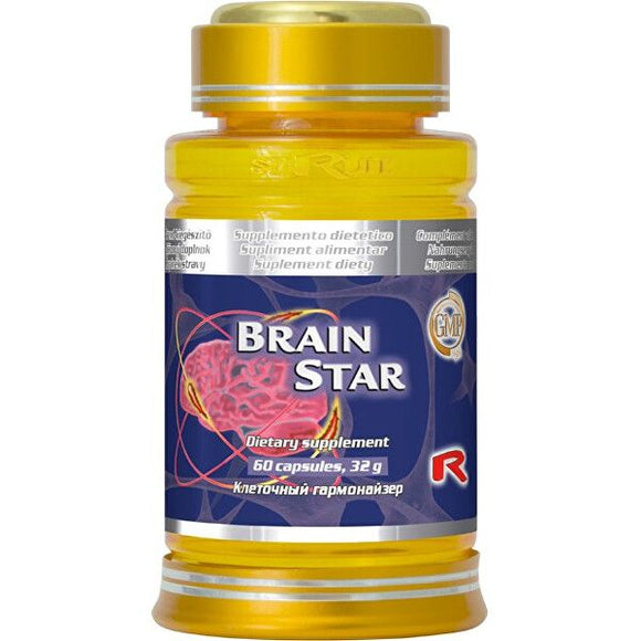 Starlife BRAIN STAR 60 capsules