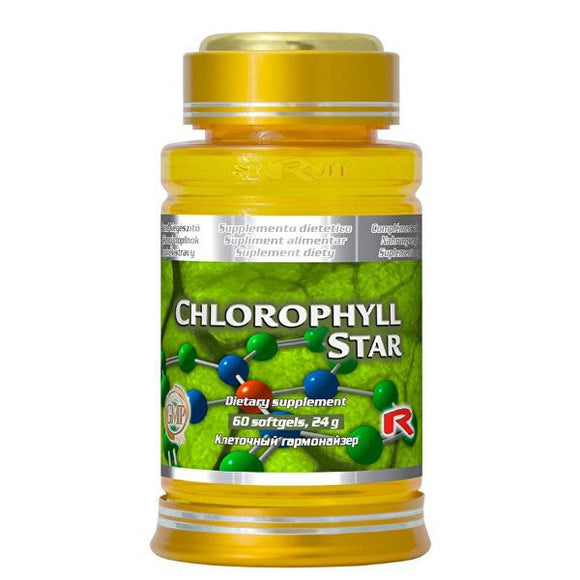 Starlife CHLOROPHYLL STAR 60 tablets
