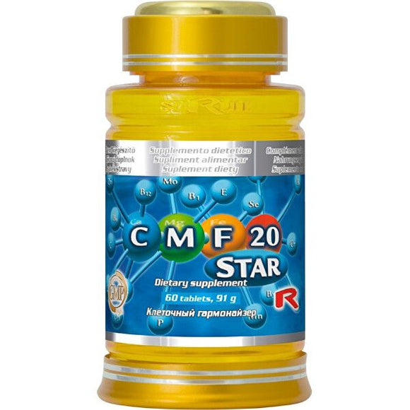Starlife CMF 20 STAR 60 tablets