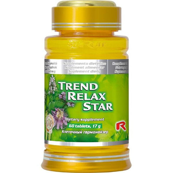 Starlife TREND RELAX STAR 60 tablets