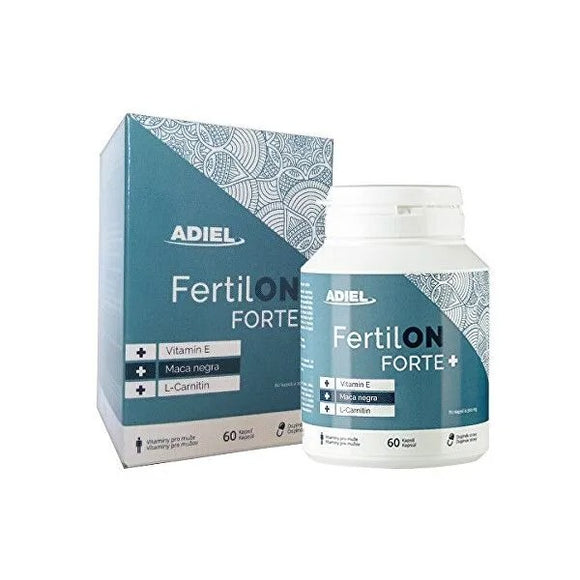 Adiel FertilON forte PLUS vitamins for men 60 capsules
