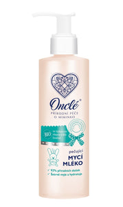ONCLÉ Caring body lotion and hair with BIO rosehip oil 200 ml - mydrxm.com