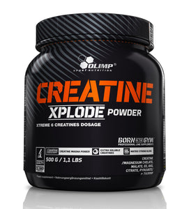 Olimp Creatine Xplode Powder grapefruit 500 g - mydrxm.com