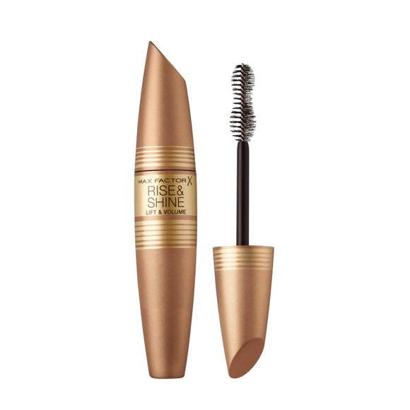 Max Factor Rise and Shine mascara - shade Brown Black