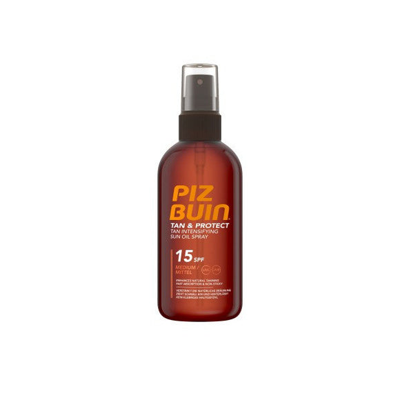 PIZ BUIN Tan + Protect Oil Spray SPF15 - 150ml