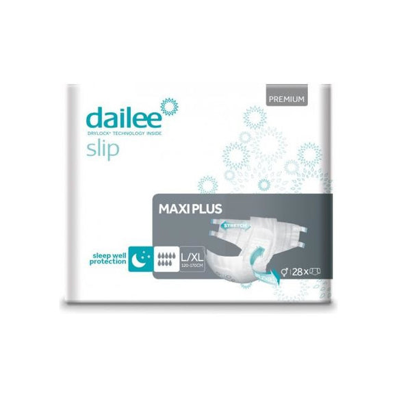 DAILEE SLIP PREMIUM MAXI PLUS L / XL