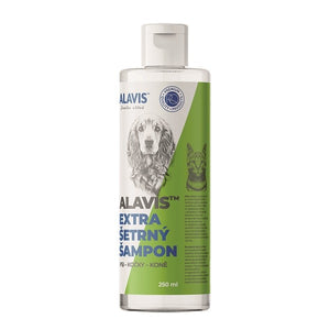 ALAVIS Extra gentle shampoo 250 ml