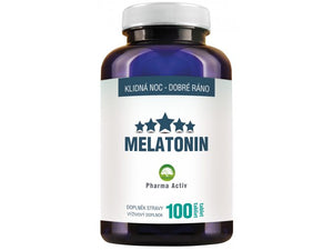 Melatonin 100 tablets - mydrxm.com