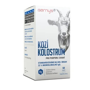 Barny´s Goat colostrum 60 capsules