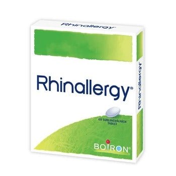 Boiron Rhinallergy 60 tablets