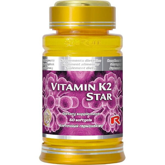 Starlife VITAMIN K2 STAR 60 tablets