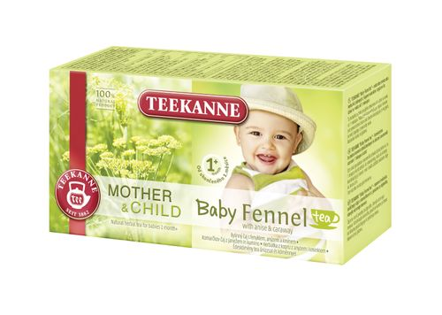 Teekanne Mother & Child Baby Fennel Tea 20x1.8 g