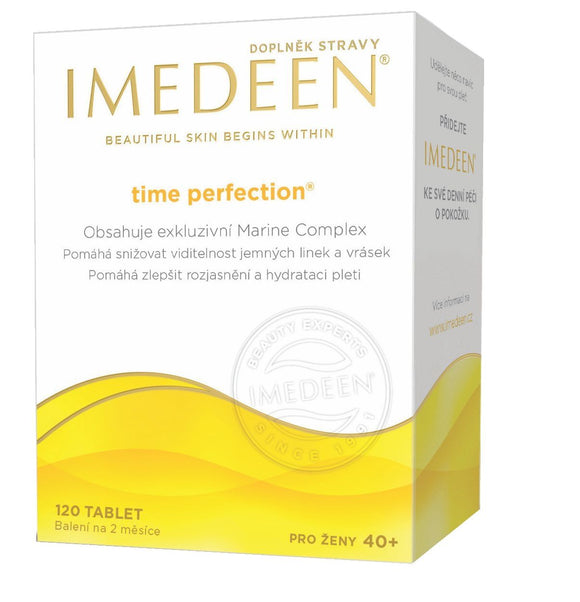 Imedeen Time Perfection 120 Tablets - mydrxm.com