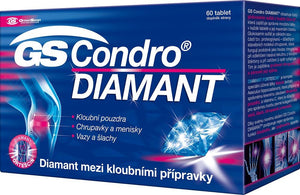 GS Condro Diamant 60 tablets - mydrxm.com