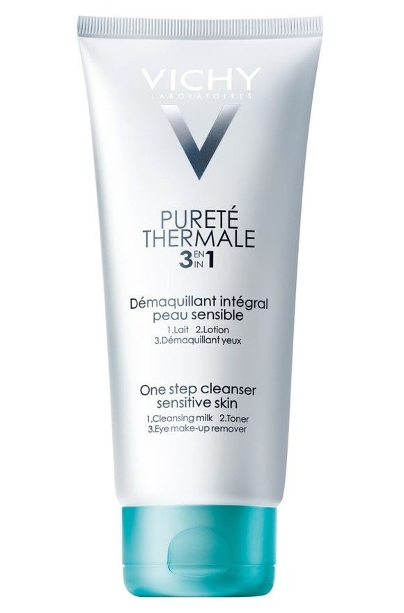 Vichy Pureté thermale Make-up remover 3in1 200 ml - mydrxm.com