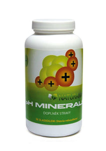 pH Minerals - deacidification of the organism 302g