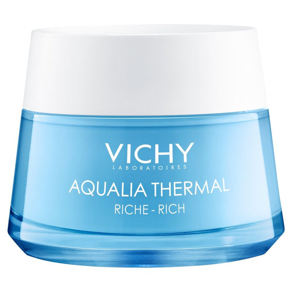 Vichy Aqualia Thermal Riche Moisturizing Cream 50 ml - mydrxm.com