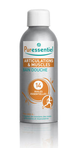 PURESSENTIEL Bath for tired muscles and joints 100 ml - mydrxm.com
