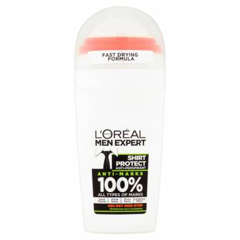 Loréal Paris Men Expert Shirt Protect men's antiperspirant roll-on 50 ml
