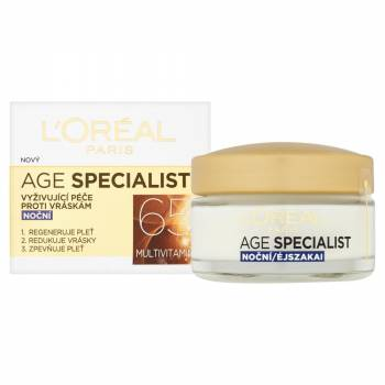 Loréal Paris Age Specialist 65+ Wrinkle Night Cream 50 ml - mydrxm.com