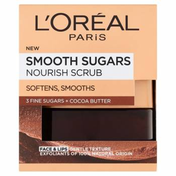 Loréal paris Gentle nourishing sugar scrub mask 50 ml