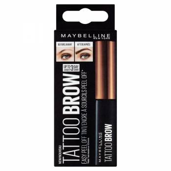 Maybelline Brow Tattoo Medium Brown eyebrow color 4.6 g