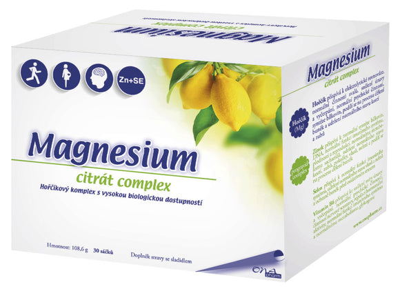 Onapharm Magnesium citrate complex 30 sachets