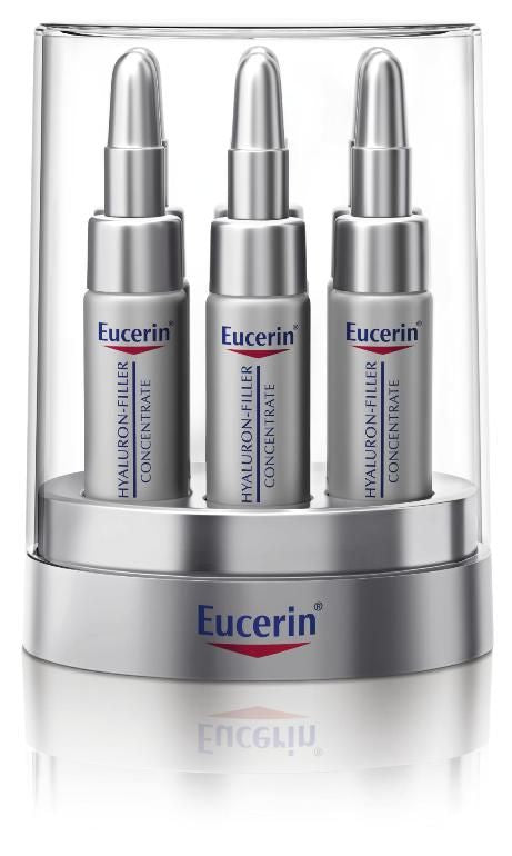 Eucerin Hyaluron-Filler Serum 6x5 ml wrinkle reduction skin firming - mydrxm.com