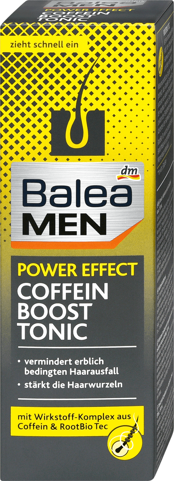 Balea MEN hair tonic with caffeine, 150 ml