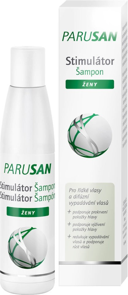 Parusan Stimulator shampoo for women 200 ml