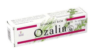 Ozalin lavender cream on hardened skin 50 g