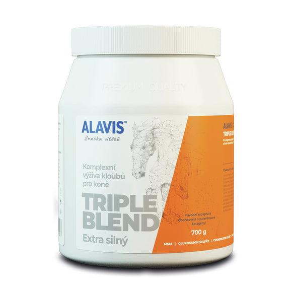 Alavis Triple blend Extra strong 700 g joint nutrition for horses