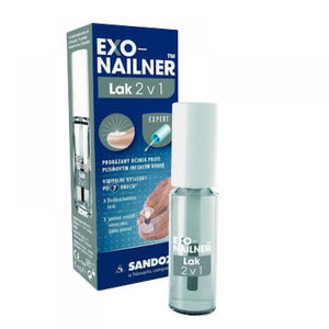 Sandoz EXO-NAILNER Polish 2-in-1 5ml - mydrxm.com