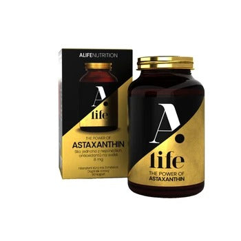 Alife Beauty and Nutrition Astaxanthin - 90 capsules