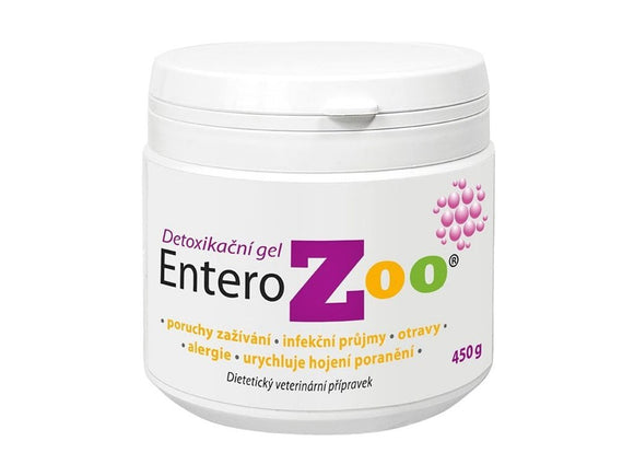 Entero ZOO detoxifying gel 450g